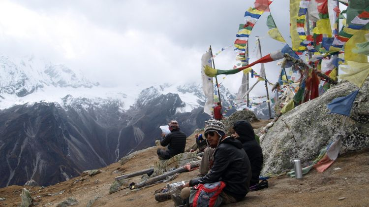 Langtang Valley View Trekking