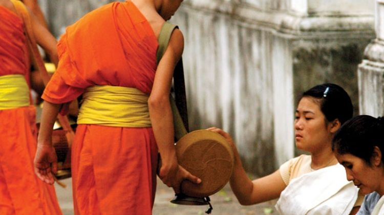 Laos Traveller - Bangkok to Vientiene