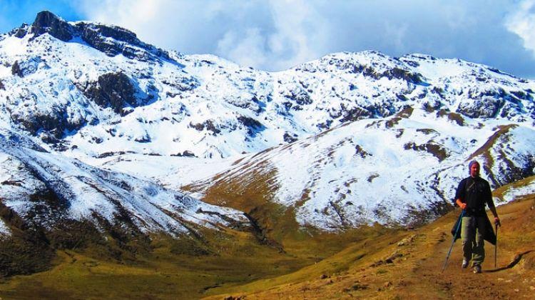 Lares Trek and Machu Picchu Tour