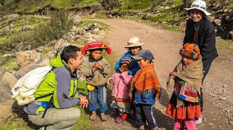Lares Trek to Machu Picchu 5D/4N