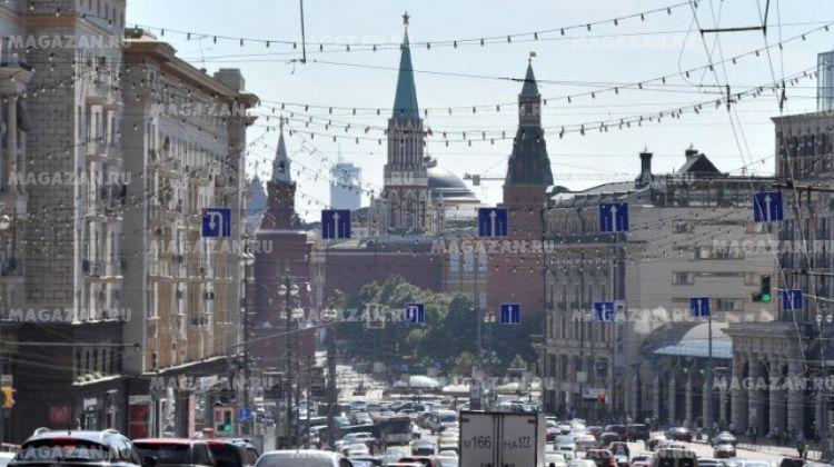Layover in Moscow - Airport - City Tour - Back to Airport
