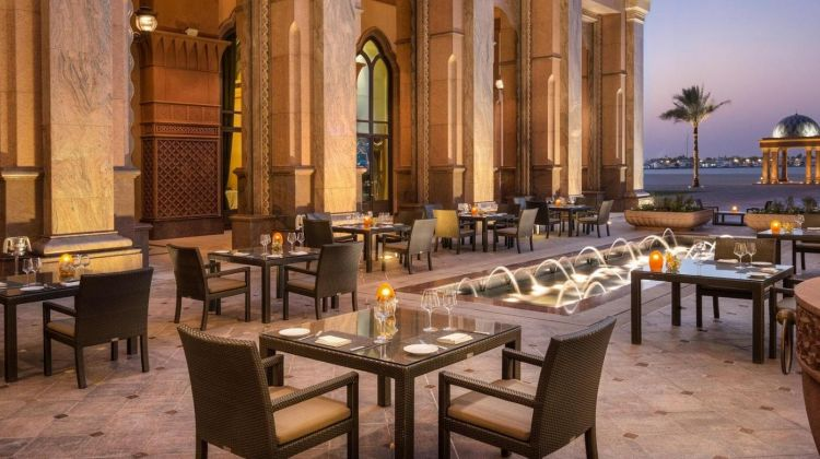 Le Vendome Restaurant Dining at Emirates Palace