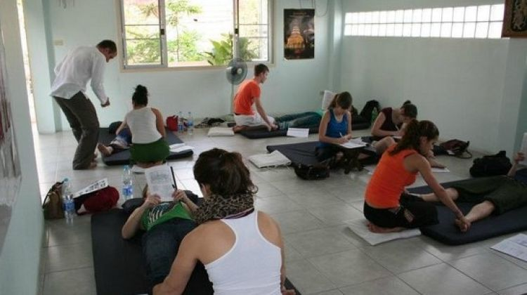 Learn the Concepts of Thai Massage in Siem Reap