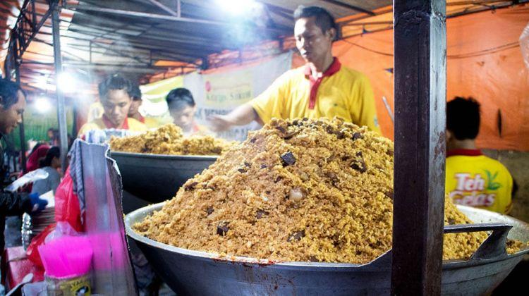 Legendary Sabang Street Food Tour