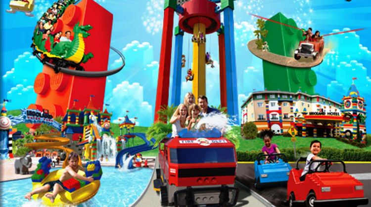 Legoland Dubai Ticket With Roundtrip Transfers By Orient