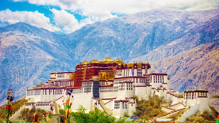 Lhasa Sightseeing Tour