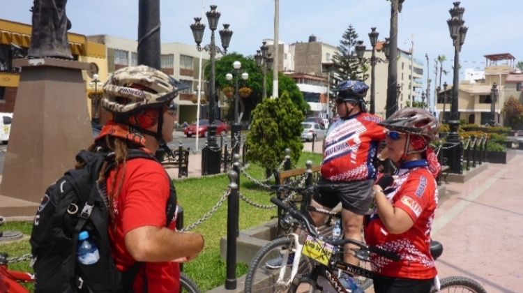 Lima Coast Biking Tour