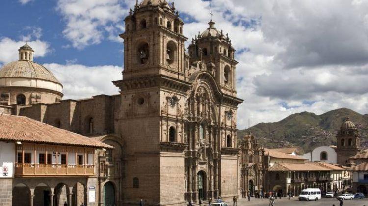 Lima to La Paz - 14 days
