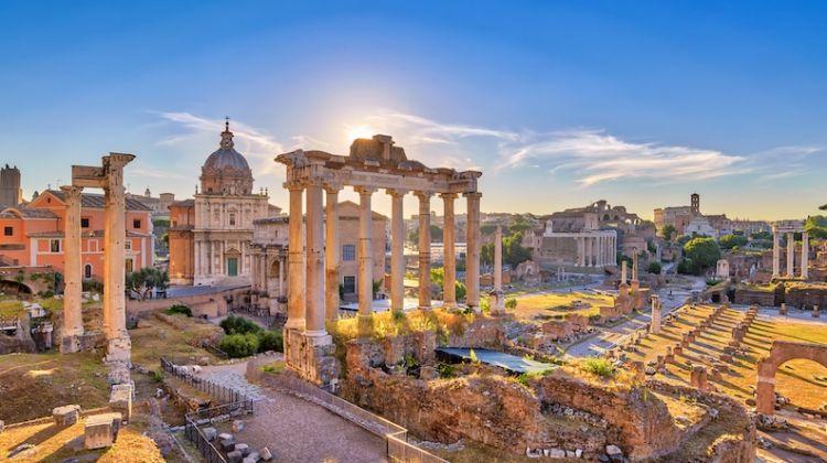 Lisbon to Rome Adventure Tour
