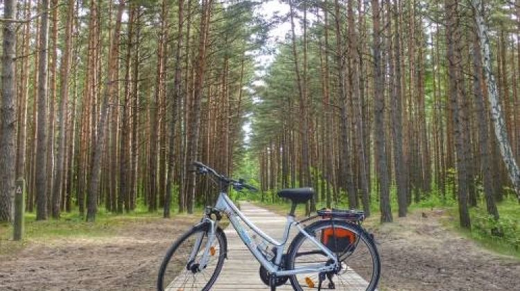Lithuania and Poland Cycle