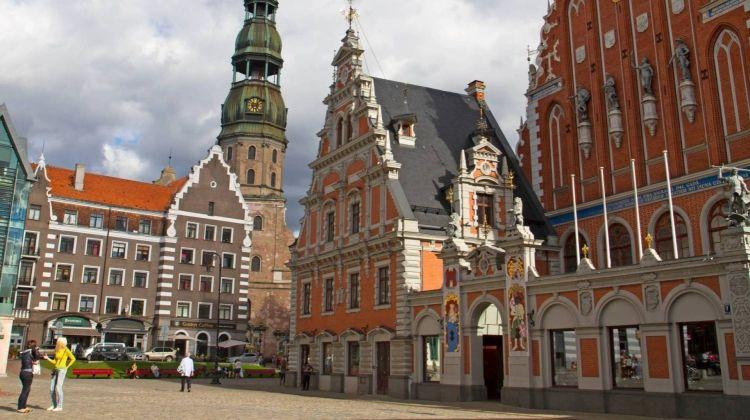 Lithuania to Estonia Cycle