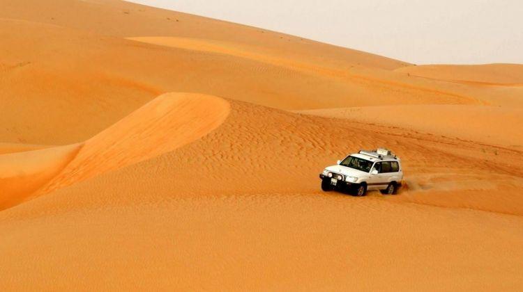 Liwa 4x4 Safari
