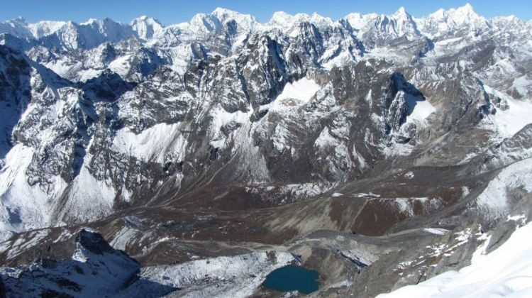 Lobuche East Peak Climb with Everest Base Camp Trek