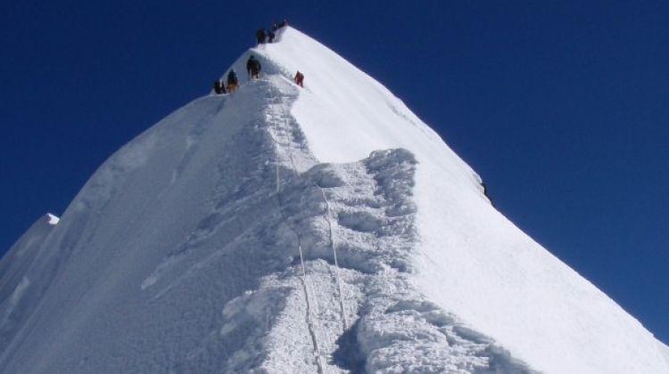Lobuche East Peak