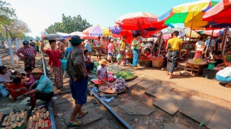 Local Life In Yangon