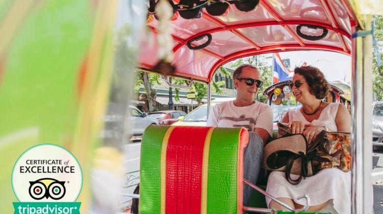 Lonely Planet Experiences Private Bangkok Tour: Tuk Tuk Experience