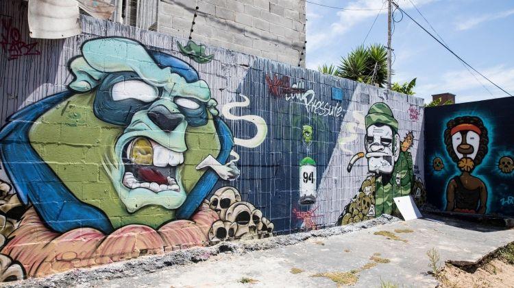 Lonely Planet Experiences Private Cape Town Tour: Salt River Street Art