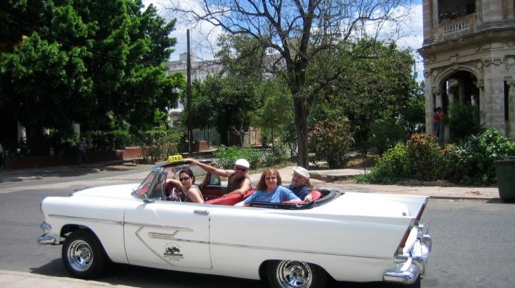 Lonely Planet Experiences Private Classic American Car Tour of Havana