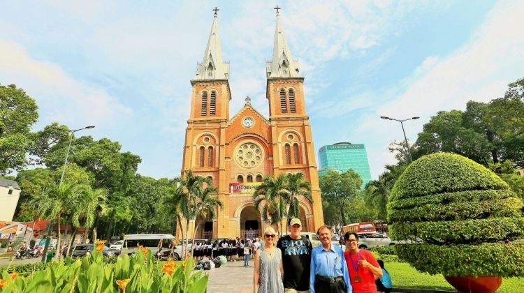 Lonely Planet Experiences Private Ho Chi Minh City Tour: Cyclos & Markets