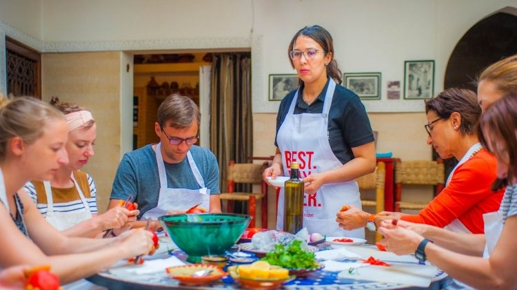Lonely Planet Experiences Private Marrakech Tour: Tajine Cookery Class