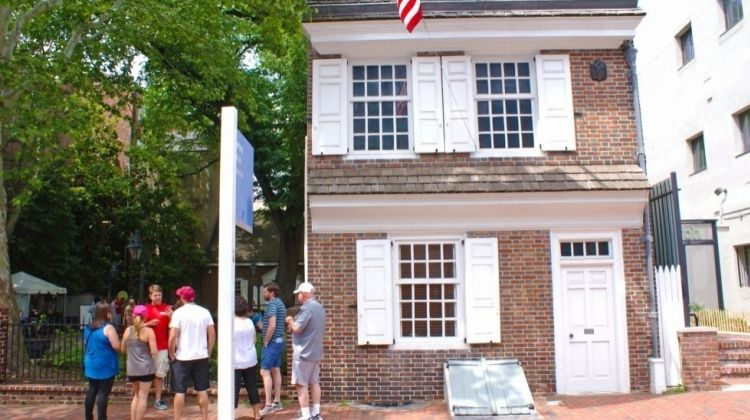 Lonely Planet Experiences Private Philadelphia Tour: History in HD