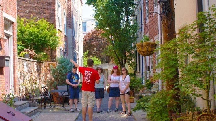 Lonely Planet Experiences Private Philadelphia Tour: Markets, Mosaics & Magic