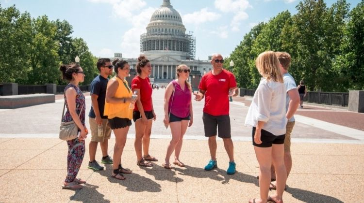 Lonely Planet Experiences Private Washington Tour: American Politics & Debate on Capitol Hill