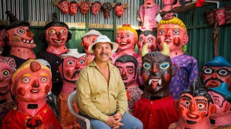 Lonely Planet Experiences: San Jose Tapas, Traditional Masks and Escazu Visit