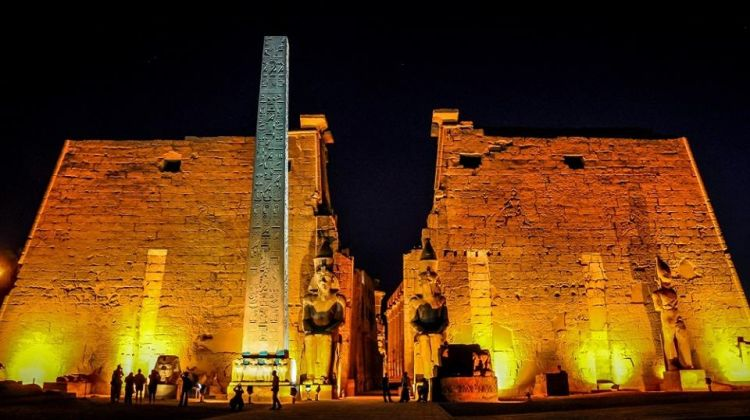 Pyramids Of Geza >> Luxor Tour from Hurghada 1 Day Trip by Sharm Wonders ...
