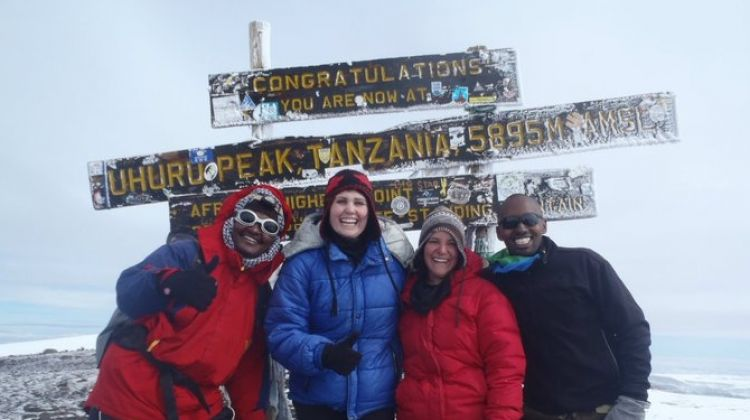 Machame Route - 7 days