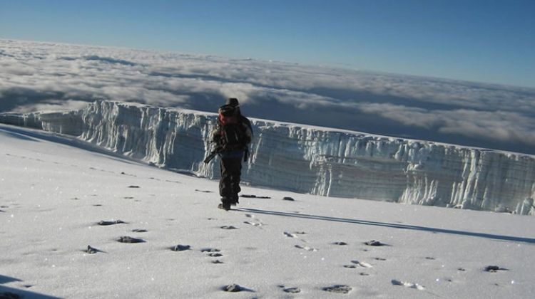 Machame Route To Mt. Kilimanjaro Trekking