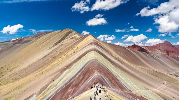 Machu Picchu and the Rainbow Mountain 6 days
