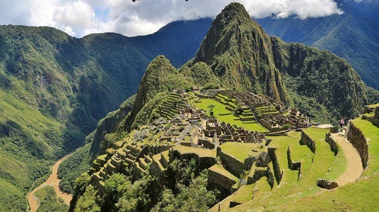 Machu Picchu and Titicaca
