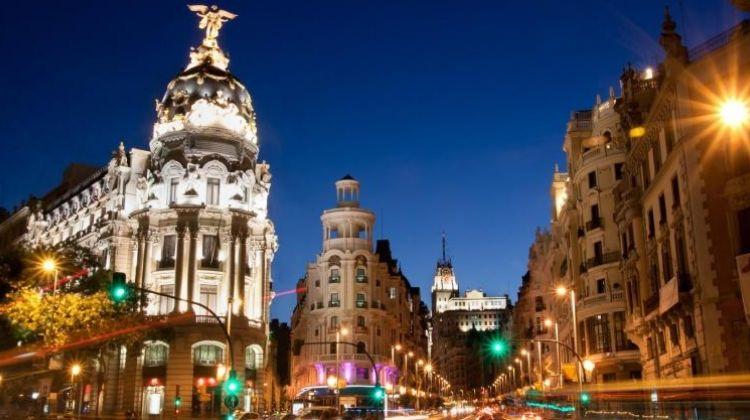 Madrid by Night & Gran Vía Casino