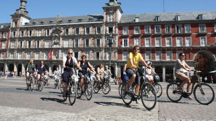 Madrid Cycling Tour