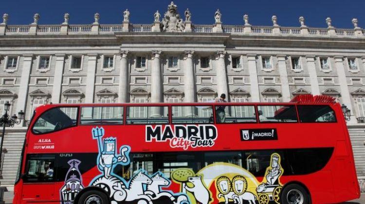 Madrid Hop On & Hop Off City Tour