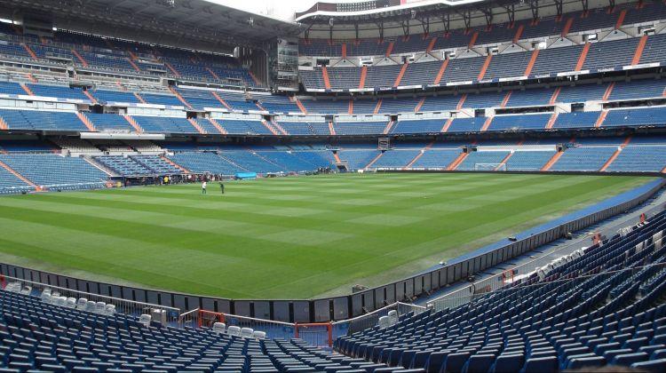 Madrid Panoramic Tour and Bernabeu Stadium