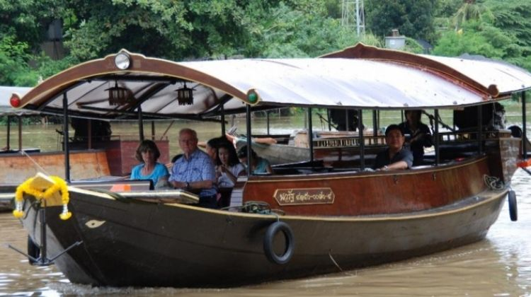 Mae Ping River Sightseeing Tour