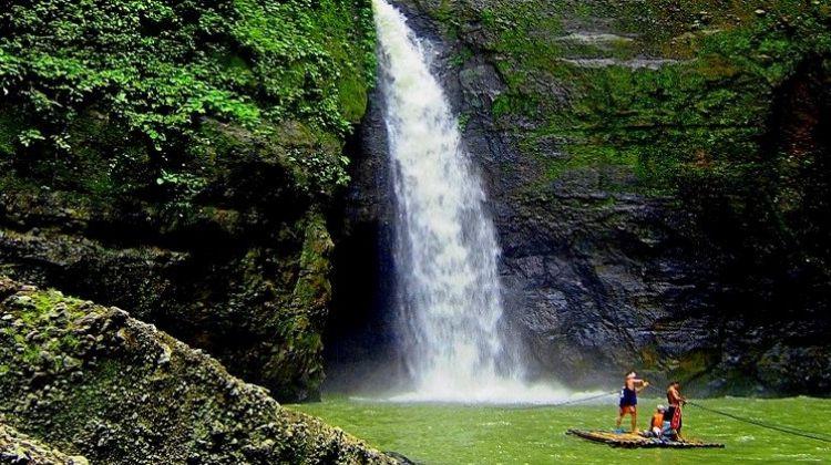 Majestic Pagsanjan Falls from Manila