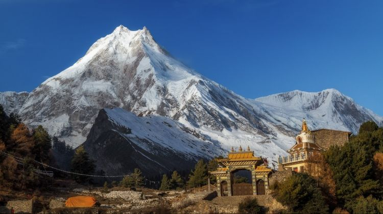 Manaslu Circuit Trek: 13 Days