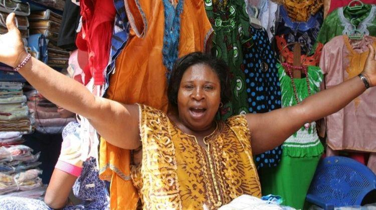 Market Tour of Kumasi