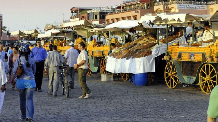 Marrakech & Essaouira Tour