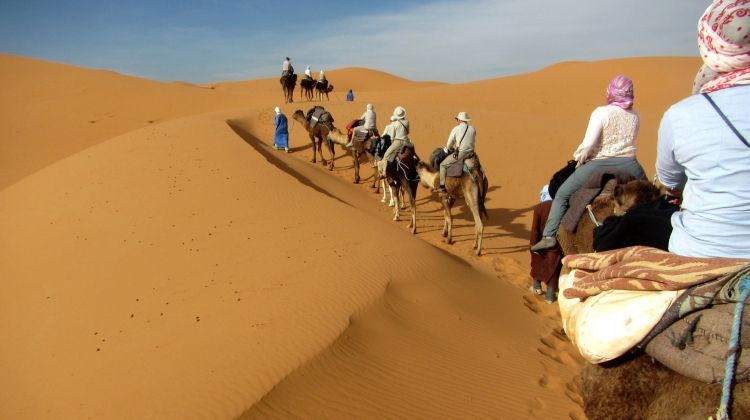 Marrakech & the Sahara