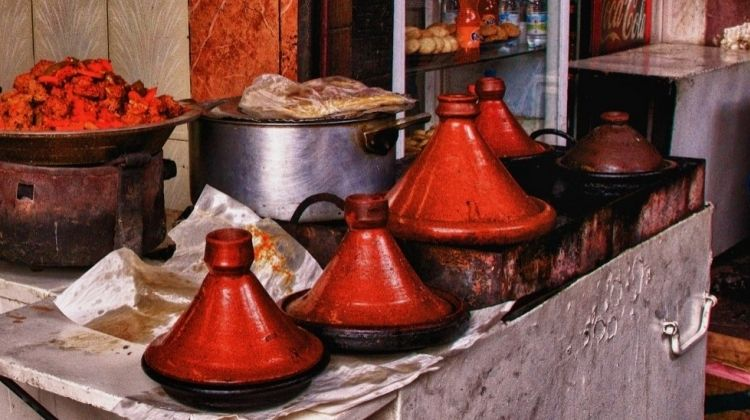 Marrakech Flavours: Spices, Souks And History