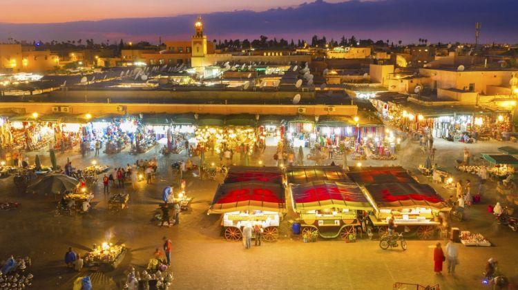 Marrakech's Souks & Medina Tours