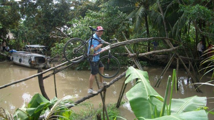 Meandering the Mekong Delta