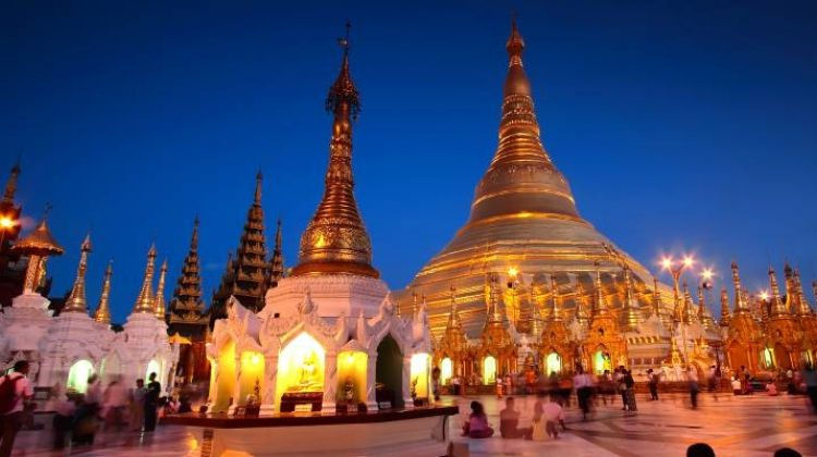 Meet Me in Myanmar - 8 days