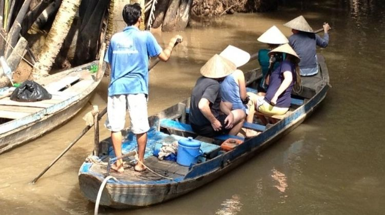 Mekong Delta Discovery Boat Cruise