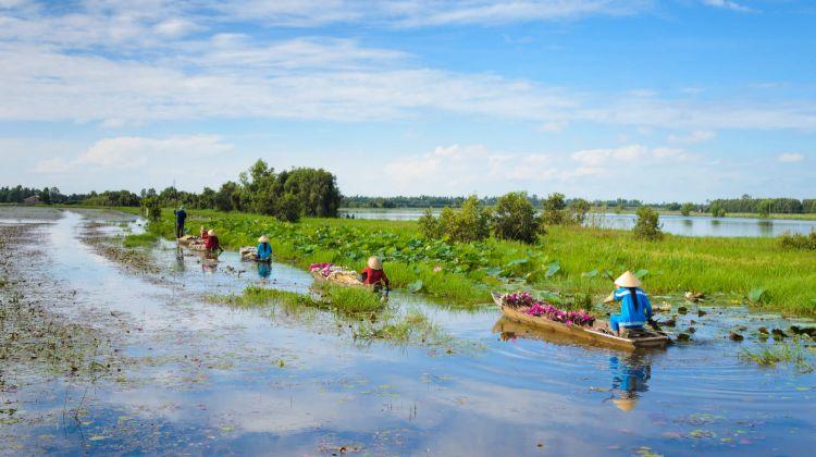 Mekong Delta Full Day Cruise