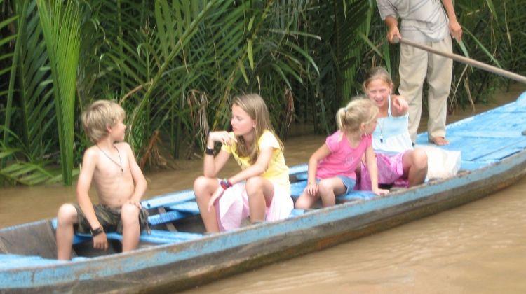 Mekong Delta My tho - Ben Tre full day tour